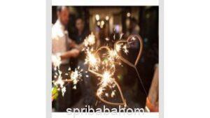 Купить Бенгальские огни ДВА СЕРДЦА (TKF023)